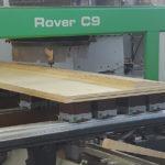 pantografatura rover c9 biesse