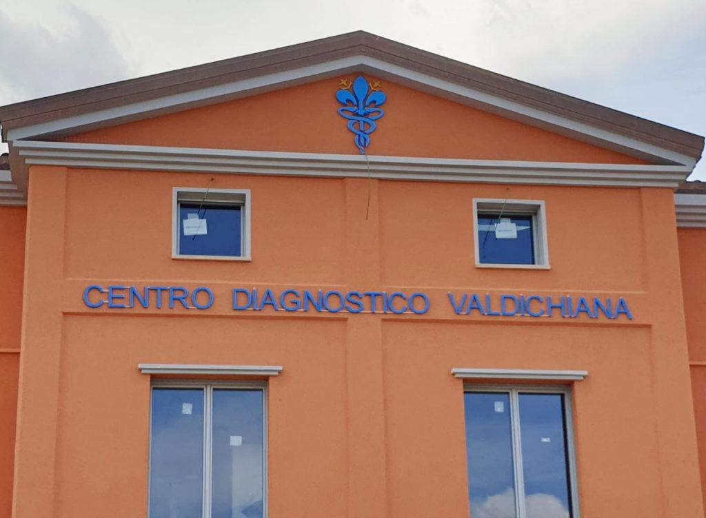 Lavorazione bachelite per il centro diagnostico valdichiana - Fami multimateriali
